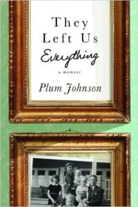 They left us everything book cover