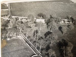 Willimount House Aerial View